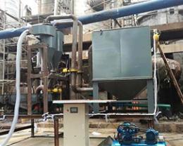 硫酸催化剂吸料系统